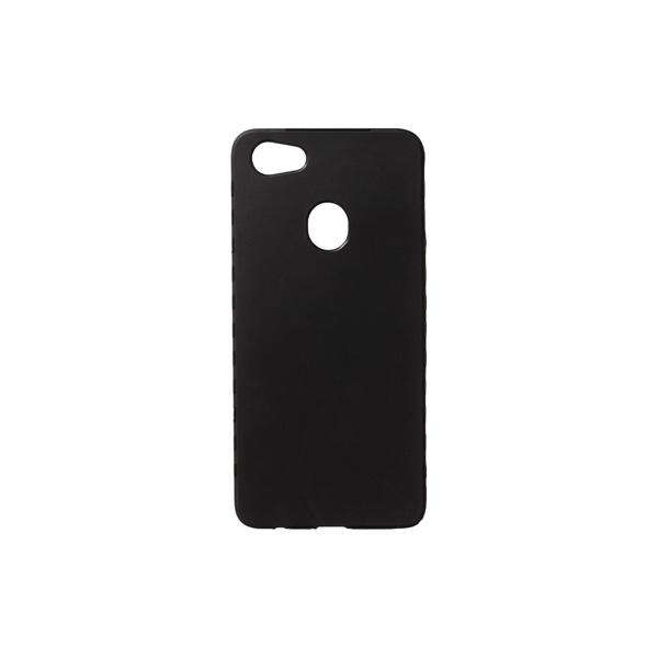 Back Cover Silicone for Oppo F7 - Clear
