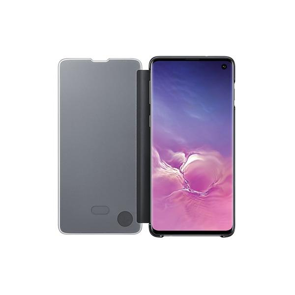 Clear View Cover For Samsung S10 - Flip