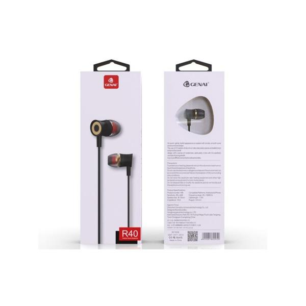 Headset R40 Genai - Wired - In Ear