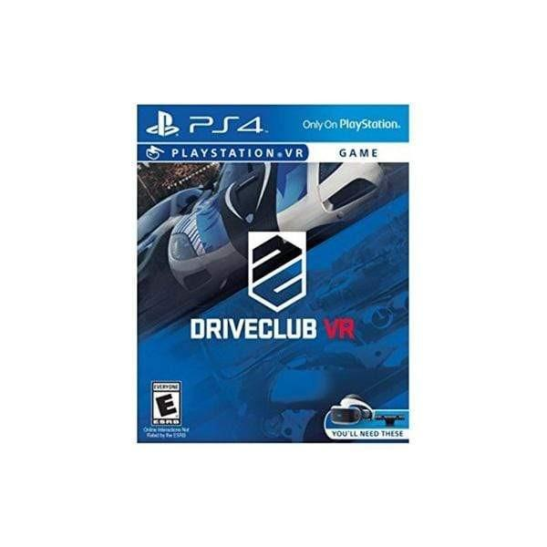 CD PS4 VR DRIVE CLUP