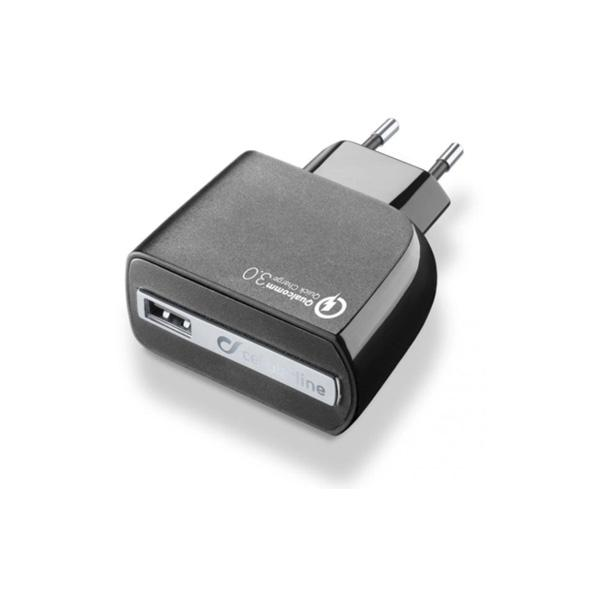 CellularLine Dock Travel Charger Fast Qualcomm3.0 - 18W