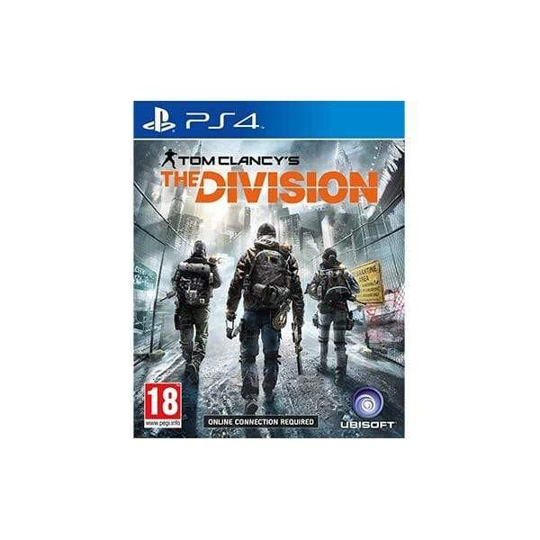 CD SONY PS4 TOM CLANCYS THE DIVISON