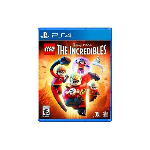CD Lego The Incredibles PS4