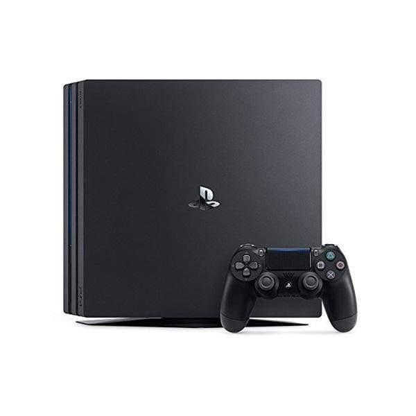 Sony PlayStation 4 Pro - 4K - 1TB - Reg2 - Black