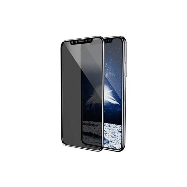 Screen Protecto Devia 3D FULL SCREEN Privacy iPhone XS Max - Glass - Black