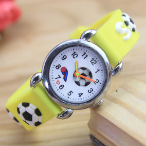 3D football Design Kids Watches (Most Popular)