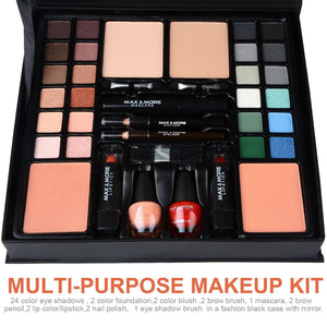 39pcs/set Colors Professional Make Up Kit