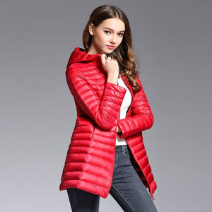Stunning Ultra Light Duck Down Jackets 2019