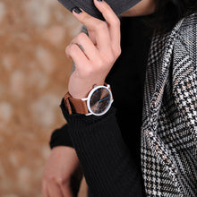 Load image into Gallery viewer, Classy Silicone Super Soft Wrist Watch