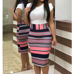 Most Favorite Printed Pencil Dress