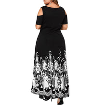 Load image into Gallery viewer, 3D Print New A-Line Trendy Maxi