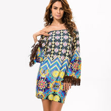 Load image into Gallery viewer, Bohemian Summer Dress