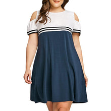 Load image into Gallery viewer, 2019 Mini Stripe Dress