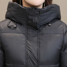 Load image into Gallery viewer, Winter Warm Hooded Overcoat