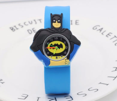 3D Kid Batman watches