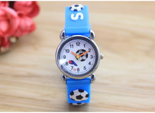Load image into Gallery viewer, 3D football Design Kids Watches (Most Popular)