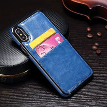 Load image into Gallery viewer, PU Leather Case
