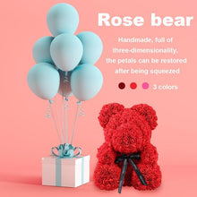 Load image into Gallery viewer, Rose Bear