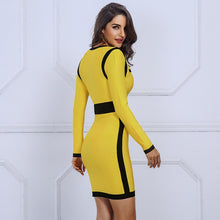 Load image into Gallery viewer, High Quality Bandage Dress