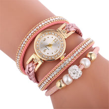 Load image into Gallery viewer, Diamond Bracelet Watch