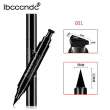 Load image into Gallery viewer, Waterproof Double-Ended Professional Eye Liner