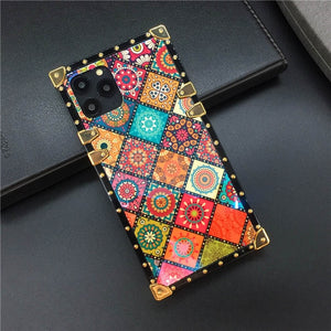 Bohemian New Vintage Ring Case for SAMSUNG