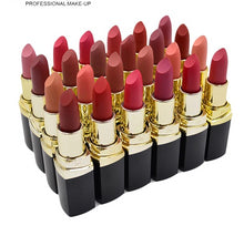 Load image into Gallery viewer, 6pcs/set Waterproof Matte Lipstick Set