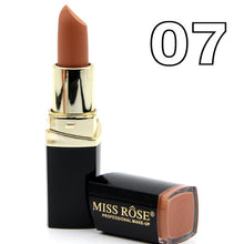 Load image into Gallery viewer, 24color Nude Matte Lipstick Waterproof Velvet Lip stick