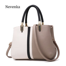 Load image into Gallery viewer, High Quality Zipper Leather Bag