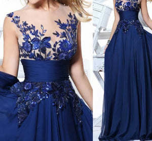 Estylo Gorgeous Long Wedding or Special Event Dress