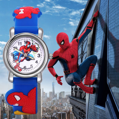 New Spidermen Kids Watch