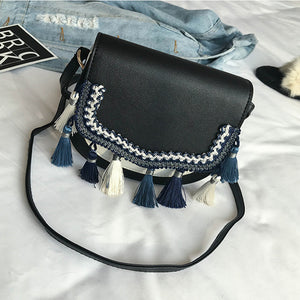 Romantic Leather Handbag