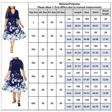 Load image into Gallery viewer, Patchwork Elegant Party Dress 2020
