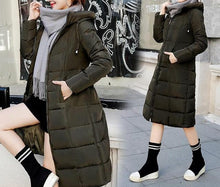 Load image into Gallery viewer, Cotton Padded Winter Warm Jacket