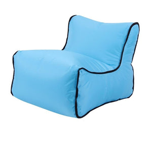 Portable fast inflatable lazy couch