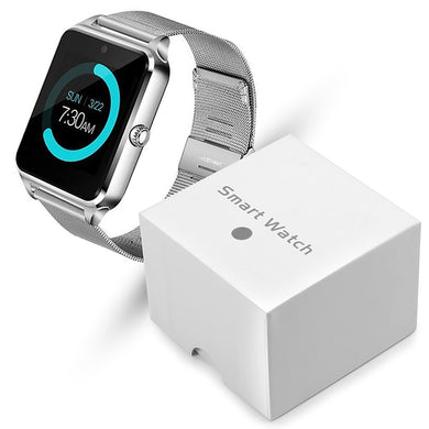 Multi-function Touch Screen Smart Watch