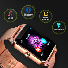 Load image into Gallery viewer, Multi-function Touch Screen Smart Watch