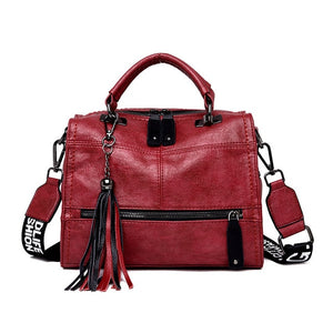 Vintage Women's Genuine Leather Handbags