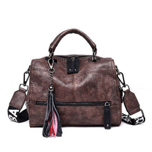 Load image into Gallery viewer, Vintage Women's Genuine Leather Handbags