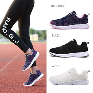 Mesh Sneakers Light Weight Shoes
