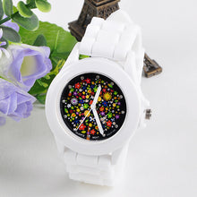 Load image into Gallery viewer, Jelly Gel Quartz Analog Sports Wrist Watch