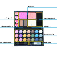 Load image into Gallery viewer, 33in1 LKE Makeup Kit (eStylo Special)