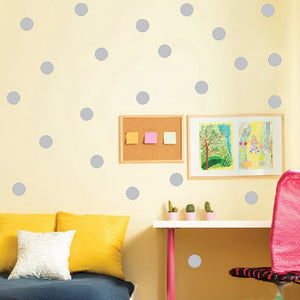 DIY Circle Dots Wall Sticker Polka Baby Nursery Stickers