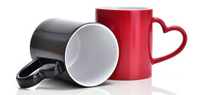 Photo Magic Color Changing Mug