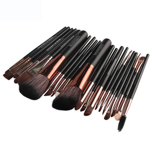 22pcs Cosmetic Makeup Brushes
