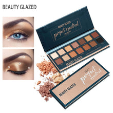 Load image into Gallery viewer, 14 Colours Shimmer Eyeshadow Palette