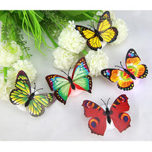 Load image into Gallery viewer, Beautiful Butterfly LED Night Light Lamp