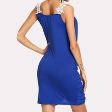 Load image into Gallery viewer, Stunning Blue Dress