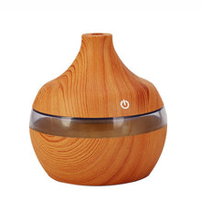 Load image into Gallery viewer, Wooden Aromatherapy Humidifier