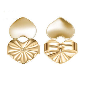 Magic Gold Plated Earrings
